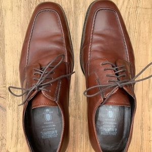 Johnston &Murphy Waterproof Oxford Shoe XC4